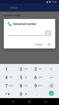 Nokia 8 Sirocco - Voicemail - Manual configuration - Step 10