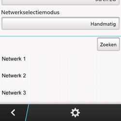 BlackBerry Q10 - Buitenland - Bellen, sms en internet - Stap 10