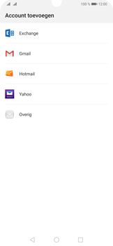 Huawei p30-pro-dual-sim-model-vog-l29 - E-mail - Account instellen (POP3 zonder SMTP-verificatie) - Stap 5
