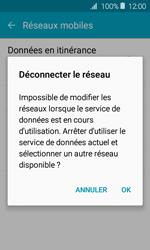 Samsung J120 Galaxy J1 (2016) - Réseau - Changer mode réseau - Étape 7