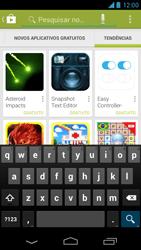 Motorola Moto X - Aplicativos - Como baixar aplicativos - Etapa 13