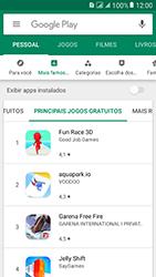 Samsung Galaxy J2 Prime - Aplicativos - Como baixar aplicativos - Etapa 6