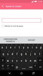 HTC Desire EYE - E-mail - Configuration manuelle - Étape 7