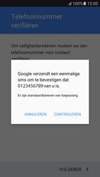 Samsung Galaxy S6 - Android M - Applicaties - Account aanmaken - Stap 9