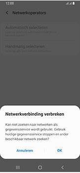 Samsung Galaxy A40 - Netwerk - gebruik in het buitenland - Stap 12