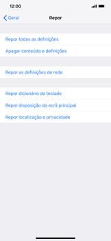 Apple iPhone XR - Repor definições - Como repor definições de fábrica do telemóvel -  6