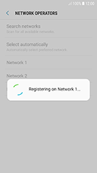 Samsung A520F Galaxy A5 (2017) - Android Oreo - Network - Manually select a network - Step 10