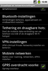Alcatel OT-991 Smart - Buitenland - Bellen, sms en internet - Stap 6