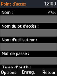 Nokia 3310 - Internet - Configuration manuelle - Étape 11