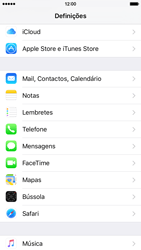 Apple iPhone 6 iOS 9 - Email - Configurar a conta de Email -  4