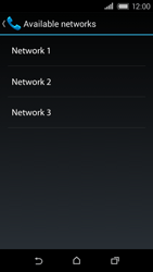 HTC Desire 320 - Network - Usage across the border - Step 9