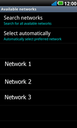 LG P990 Optimus 2X Speed - Network - Usage across the border - Step 10