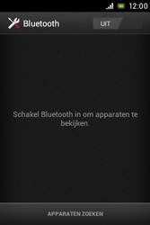 Sony ST23i Xperia Miro - Bluetooth - koppelen met ander apparaat - Stap 7