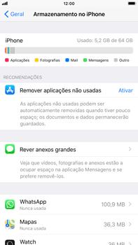 Apple iPhone 8 Plus - Aplicações - Desinstalar/remover aplicação -  5
