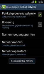 Samsung I9100 Galaxy S II met OS 4 ICS - Buitenland - Bellen, sms en internet - Stap 12