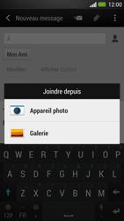 HTC One - E-mail - Envoi d