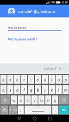 Huawei Nova - E-mail - Configuration manuelle (gmail) - Étape 10