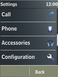Nokia X3-02 - Internet - Automatic configuration - Step 7
