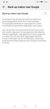 Huawei P30 Pro - Data - maak een back-up met je account - Stap 6