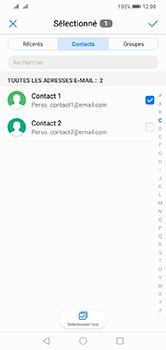 Huawei Y7 (2019) - E-mail - envoyer un e-mail - Étape 5