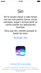 Apple iPhone 5s iOS 10 - Primeros pasos - Activar el equipo - Paso 19