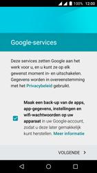 Wiko Fever 4G - E-mail - handmatig instellen (gmail) - Stap 14