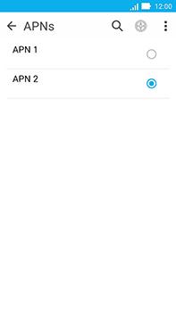 Asus Zenfone Go - Internet (APN) - Como configurar a internet do seu aparelho (APN Nextel) - Etapa 17