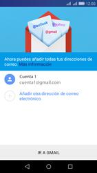Huawei Huawei Y6 - E-mail - Configurar Gmail - Paso 15