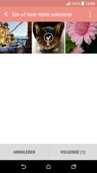 HTC Desire 530 - E-mail - Hoe te versturen - Stap 17