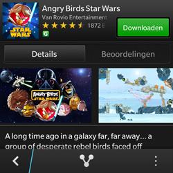 BlackBerry Q5 - Applicaties - Downloaden - Stap 21