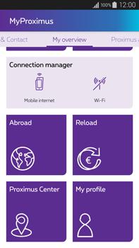 Samsung N910F Galaxy Note 4 - Applications - MyProximus - Step 19