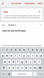 Samsung Galaxy A3 (2016) - E-mail - hoe te versturen - Stap 9