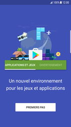 Samsung G935 Galaxy S7 Edge - Android Nougat - Applications - Télécharger des applications - Étape 5