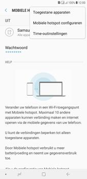 Samsung galaxy-j4-plus-dual-sim-sm-j415fn - WiFi - Mobiele hotspot instellen - Stap 8