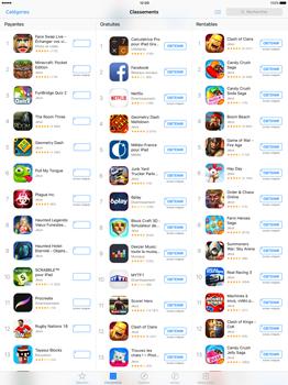 Apple iPad Pro 12.9 (1st gen) - iOS 9 - Applications - Télécharger des applications - Étape 4