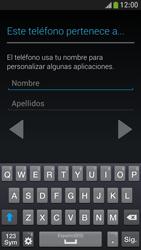 Samsung Galaxy S4 Mini - Primeros pasos - Activar el equipo - Paso 11
