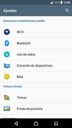 Sony Xperia XZ - Android Nougat - Funciones básicas - Activar o desactivar el modo avión - Paso 4