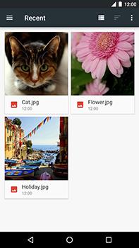 Android One GM5Plus DS - MMS - hoe te versturen - Stap 15