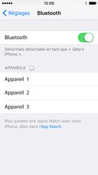 Apple iPhone SE - WiFi et Bluetooth - Jumeler votre téléphone avec un accessoire bluetooth - Étape 5