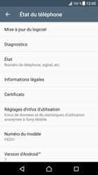 Sony Xperia XZ (F8331) - Android Nougat - Appareil - Mises à jour - Étape 6