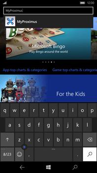 Microsoft Lumia 950 XL - Applications - MyProximus - Step 6