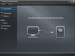 BlackBerry 9300 Curve 3G - Software - Update installeren via PC - Stap 14