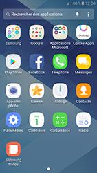 Samsung Galaxy A3 (2017) - E-mail - envoyer un e-mail - Étape 2
