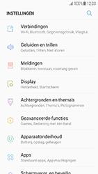 Samsung Galaxy J3 (2017) - Wi-Fi - Verbinding maken met Wi-Fi - Stap 4