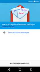 Sony Xperia XZ Premium - E-mail - handmatig instellen (gmail) - Stap 6