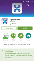 Samsung Galaxy S7 (G930) - Applications - MyProximus - Step 8