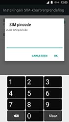 Doro 8035-model-dsb-0170 - Beveiliging en ouderlijk toezicht - Hoe wijzig ik mijn SIM PIN-code - Stap 9
