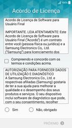 Samsung Galaxy A5 - Primeiros passos - Como ativar seu aparelho - Etapa 6
