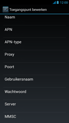 Acer Liquid E2 - Internet - Handmatig instellen - Stap 16