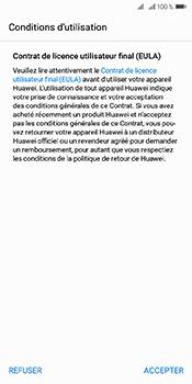 Huawei Y6 (2018) - Premiers pas - Configuration de l